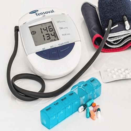 고혈압 합병증