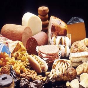혈관 건강에 나쁜 음식