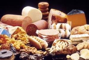 콜레스테롤 많은 음식