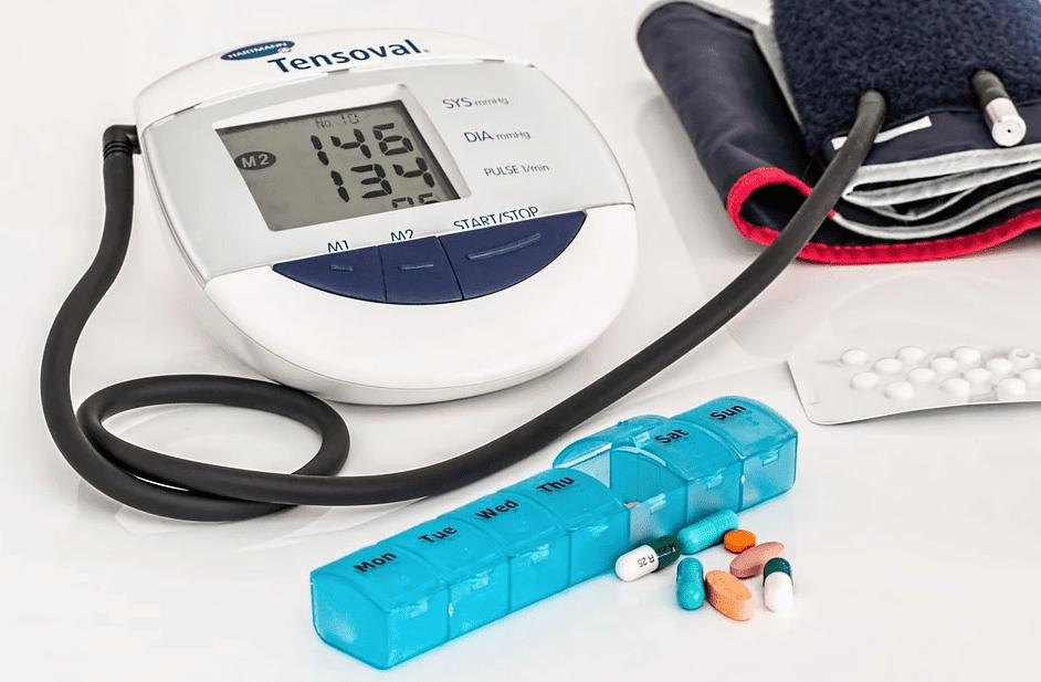 백의 고혈압