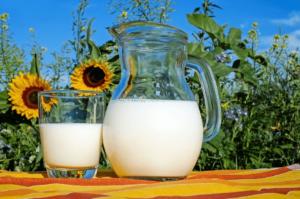 우유-불면증에 좋은 음식