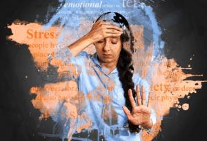 스트레스-메니에르병 관리