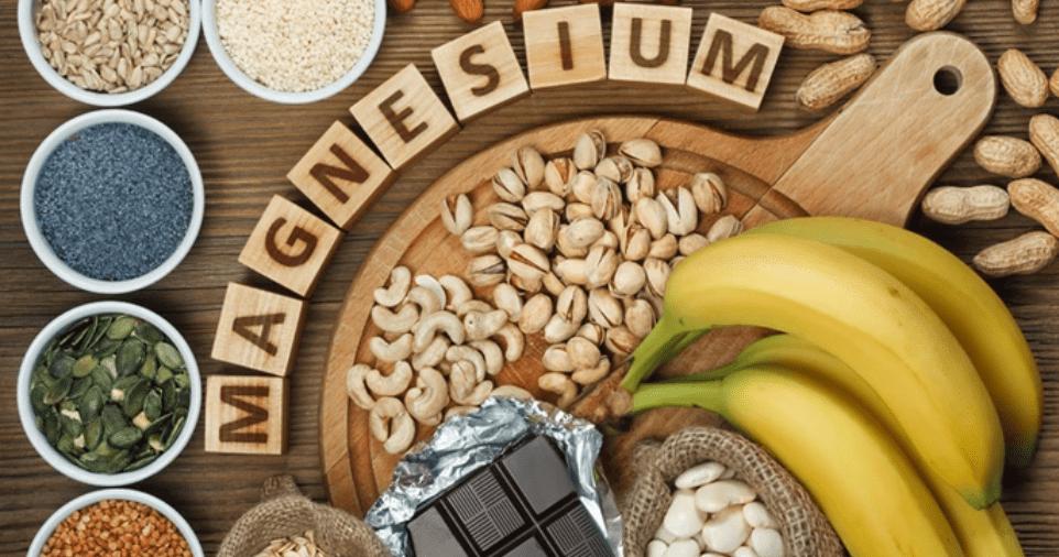 마그네슘이 많은 음식-magnesium-rich food