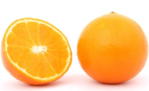 오렌지-치매 예방에 좋은 식품