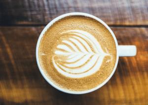 커피-카페인 식품