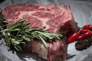 소고기-갑상선 항진증 식품