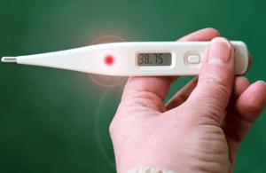 발열-감기 독감 차이