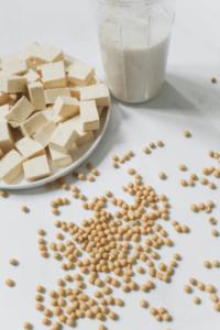 두부-콩을 기반으로 만든 식품