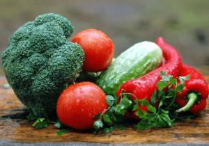 브로콜리-십자화과 아채
