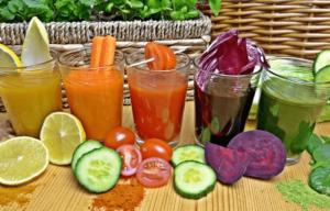 야채 주스-vegetable juice