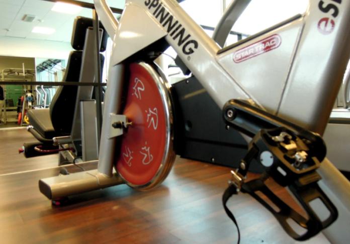 실내 운동기구 자전거