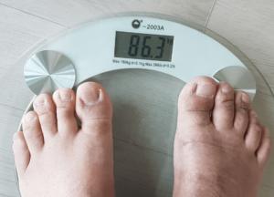 실내자전거 다이어트 몸무게 변화